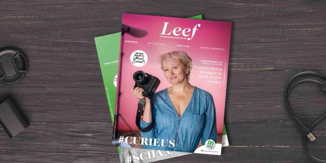 Leef 5 cover