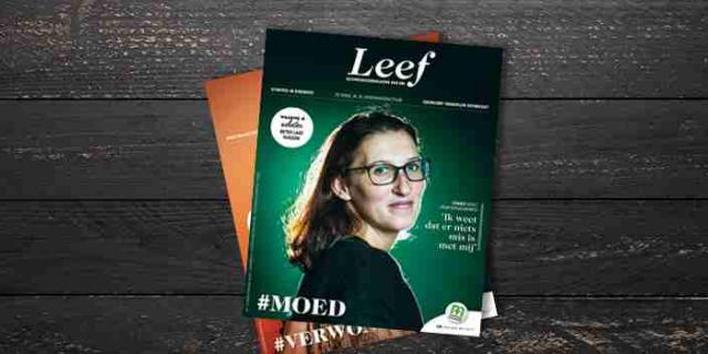 Cover Leef 9