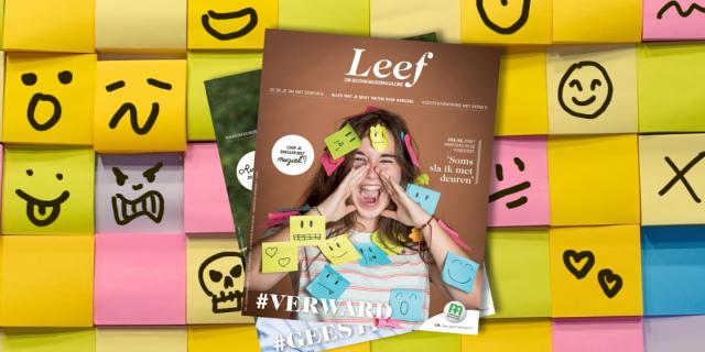 Cover Leef 7