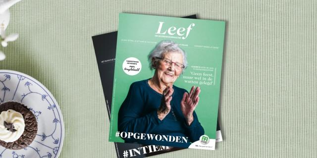 Cover Leef